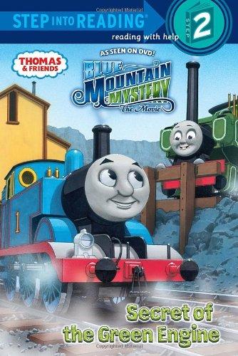 Thomas & Friends: Secret of the Green Engine By REV W Awdry