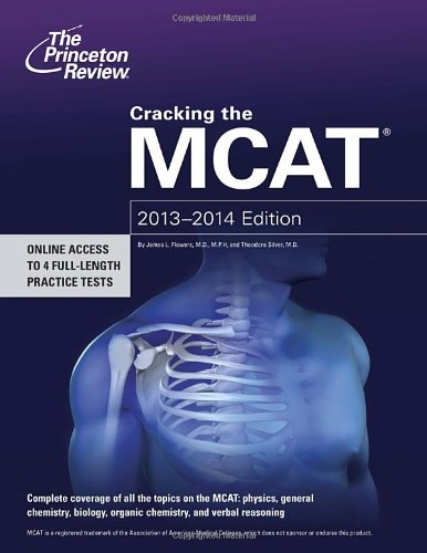 Cracking The Mcat, 2013-2014 Edition By Jeff Lemire
