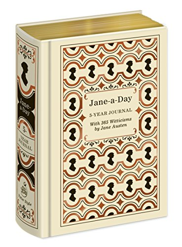 Jane-A-Day: 5 Year Journal By Potter Style
