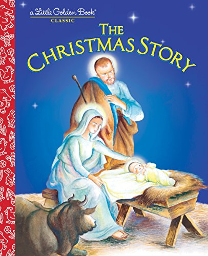 LGB The Christmas Story By Jane Werner Watson