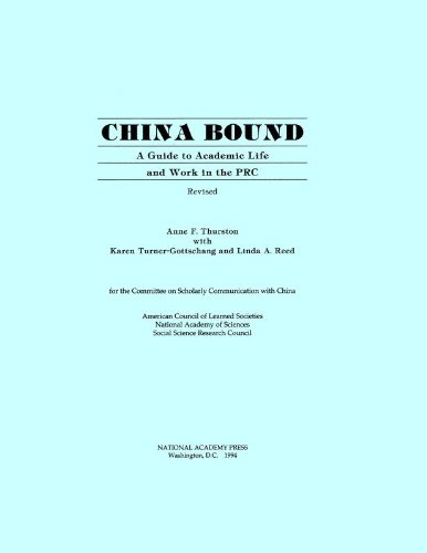 China Bound, Revised By Social Science Research Council