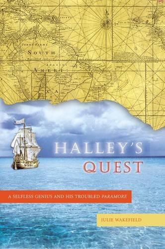 Halley's Quest By Julie Wakefield