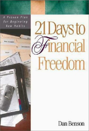 21 Days Financial Freedom By D. Benson