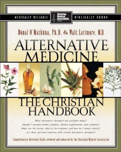 Alternative Medicine By Donal O'Mathuna