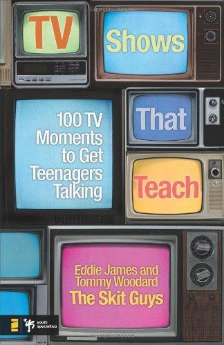 TV Shows That Teach By Eddie James