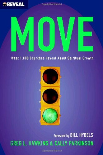 Move By Greg L. Hawkins