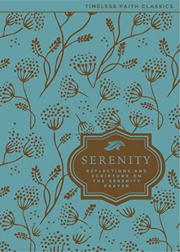 The Serenity Prayer By Zondervan