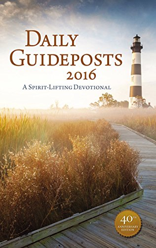 Daily Guideposts 2016 By Guideposts