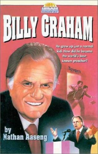 Billy Graham By Nathan Aaseng