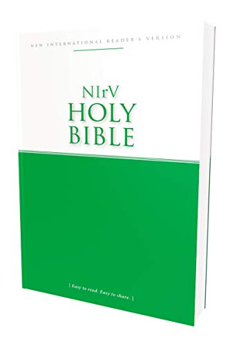 NIrV, Economy Bible, Paperback By Zondervan