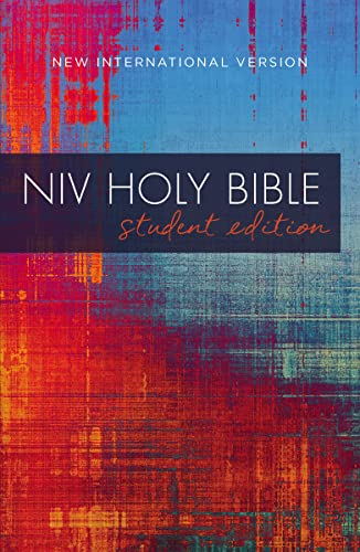 NIV, Outreach Bible, Student Edition, Paperback By Zondervan