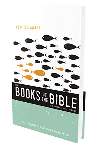 NIV, The Books of the Bible: New Testament, Hardcover By General editor Biblica