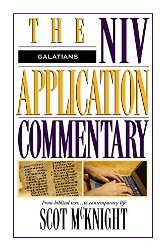 Galatians By Scot McKnight