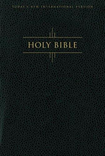 TNIV Thinline Bible XL Softcover - GM By Zondervan Publishing