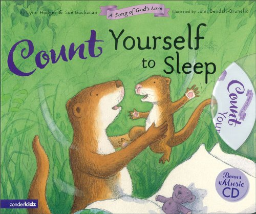 Count Yourself to Sleep Board Book By Sue Buchanan