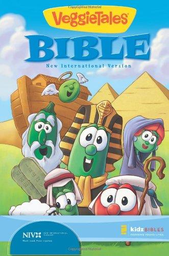 The VeggieTales Bible By Created by Zonderkidz