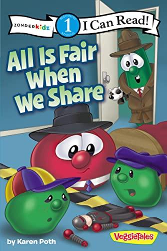 All Is Fair When We Share By Karen Poth