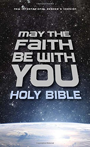 NIrV, May the Faith Be with You Holy Bible, Hardcover By Zondervan