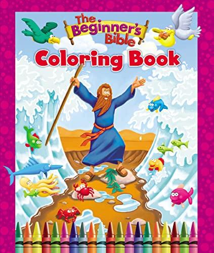 The Beginner's Bible Coloring Book By Zonderkidz