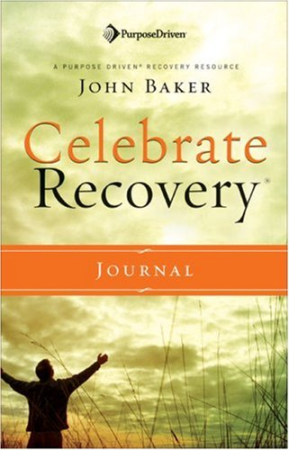 Celebrate Recovery Journal By Zondervan