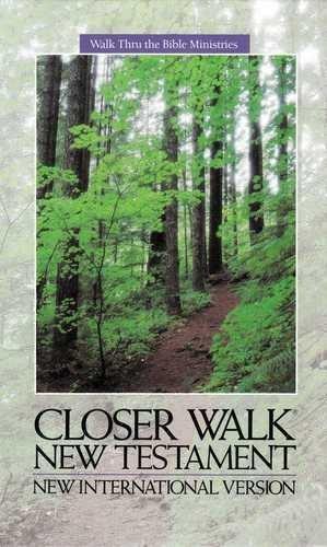 Niv Closerwalk New Testament H/C By Zondervan