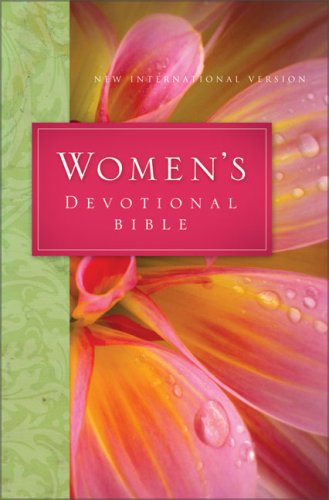 NIV Women's Devotional Bible 1 By Zondervan Publishing