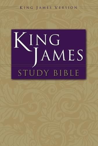 KJV Zondervan Study Bible, Personal Size, Paperback By Edward E. Hindson