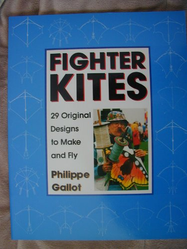 Fighter Kites By Philippe Gallot