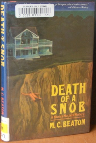 Death of a Snob By M C Beaton