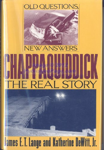 Chappaquiddick By James Lange,   CPA/Attorney