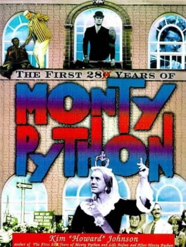 28 Years Of Monty P - Nla By Kim Johnson