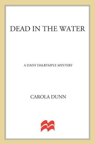 Dead in the Water By Carola Dunn