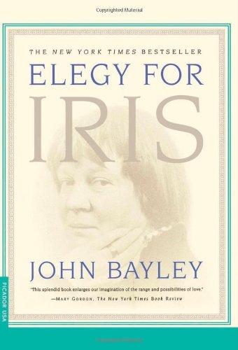 Elegy for Iris By John Bayley