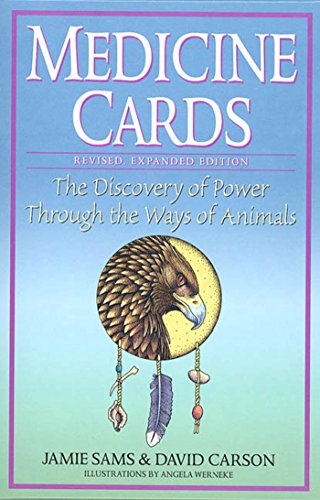 Medicine Cards By Jamie Sams