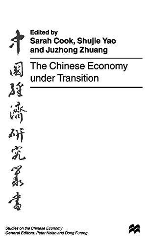 The Chinese Economy under Transition by Zhongguo Jing Ji Xue Hui