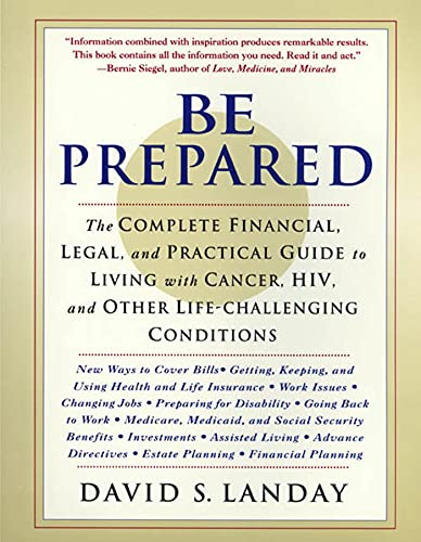 Be Prepared By David S Landay