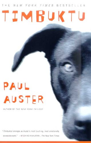 Timbuktu By Paul Auster (New Directions)