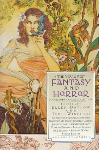 The Year's Best Fantasy and Horror: Fourteenth Annual Collection By Edited by Ellen Datlow