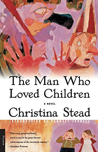 The Man Who Loved Children By Christina Stead