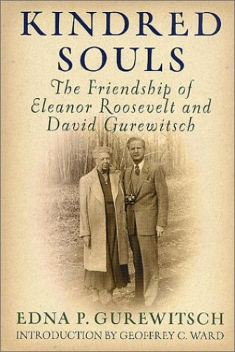 Kindred Souls By Edna P Gurewitsch