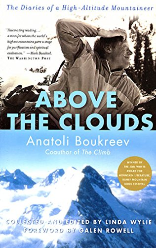 Above the Clouds Tpb By Anatoli Boukreev