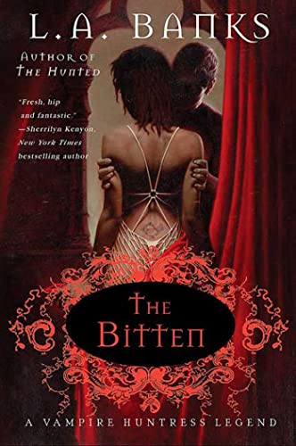 The Bitten By L A Banks