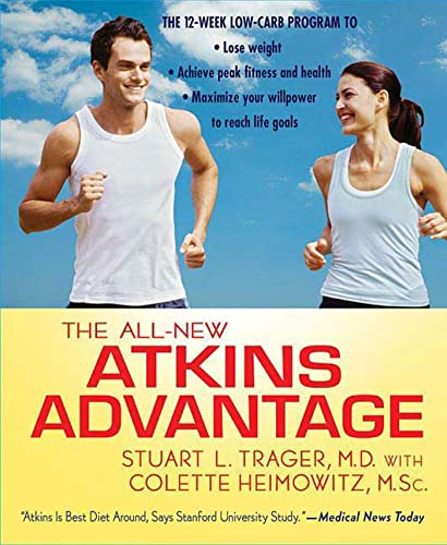 The All-New Atkins Advantage By Colette Heimowitz