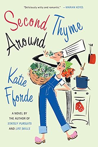 Second Thyme Around By Katie Fforde