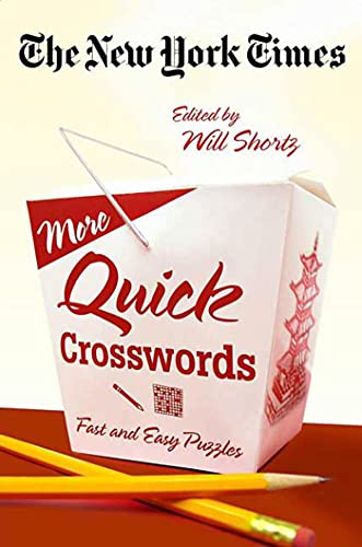 The New York Times More Quick Crosswords By New York Times
