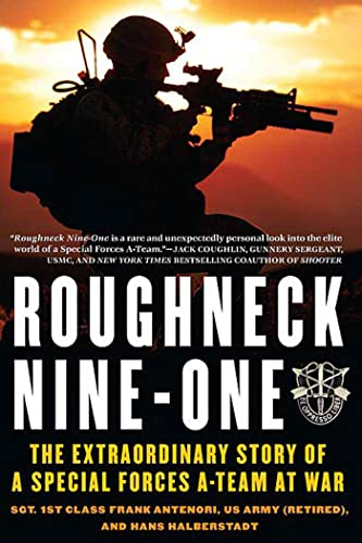 Roughneck Nine-One By Frank Antenori