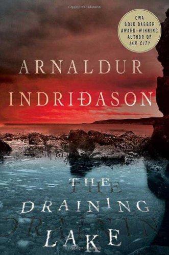 The Draining Lake By Mr Arnaldur Indridason