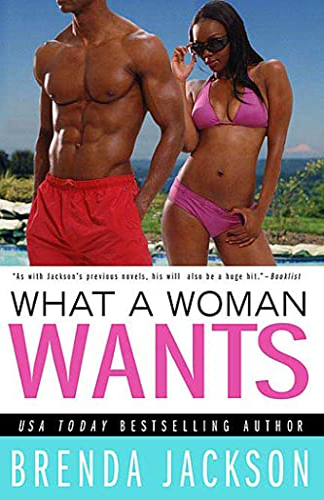 What A Woman Wants By Brenda Jackson