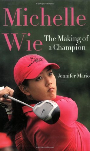 Michelle Wie By Jennifer Mario