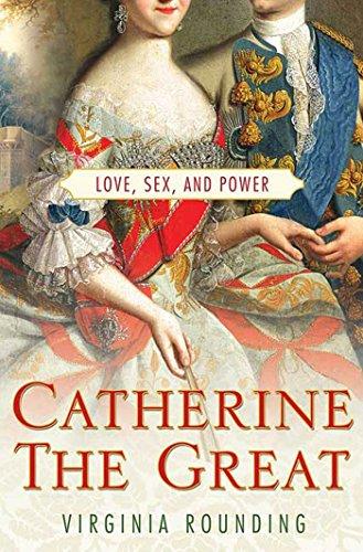 Catherine the Great von Virginia Rounding